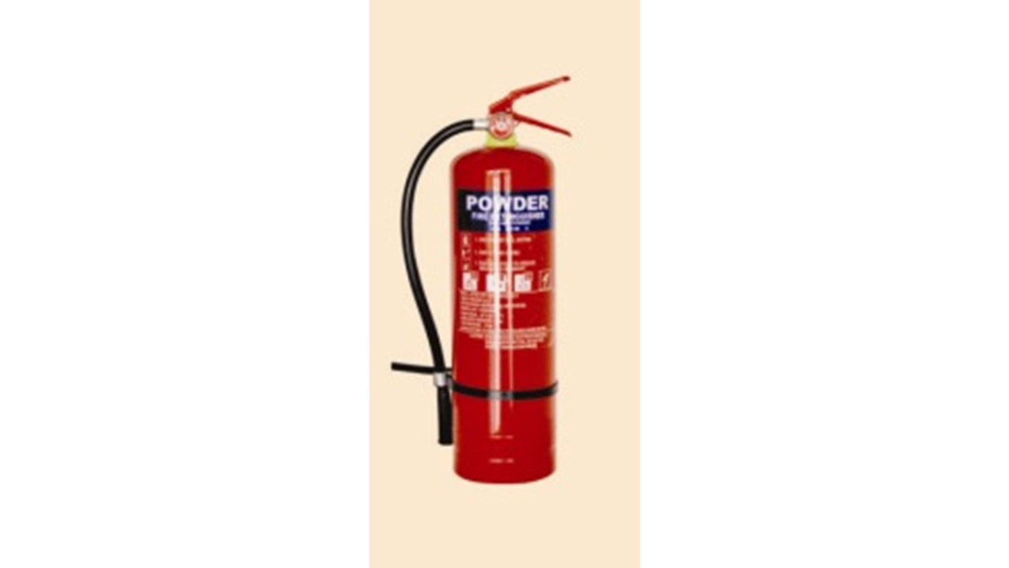 Logo 6KG Normal Dry Powder Fire Extinguisher