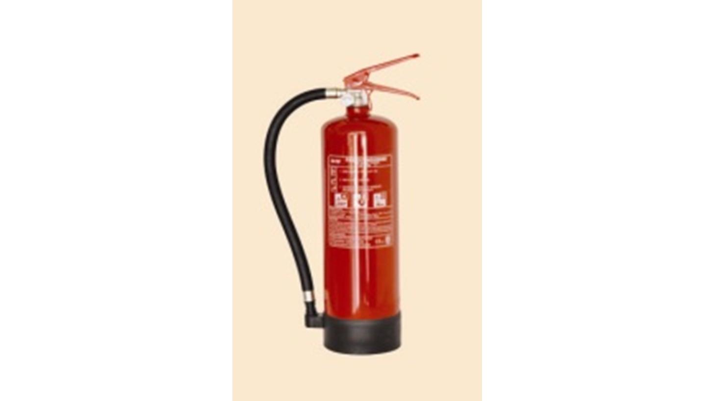 Logo CE 6KG Dry Powder Fire Extinguisher