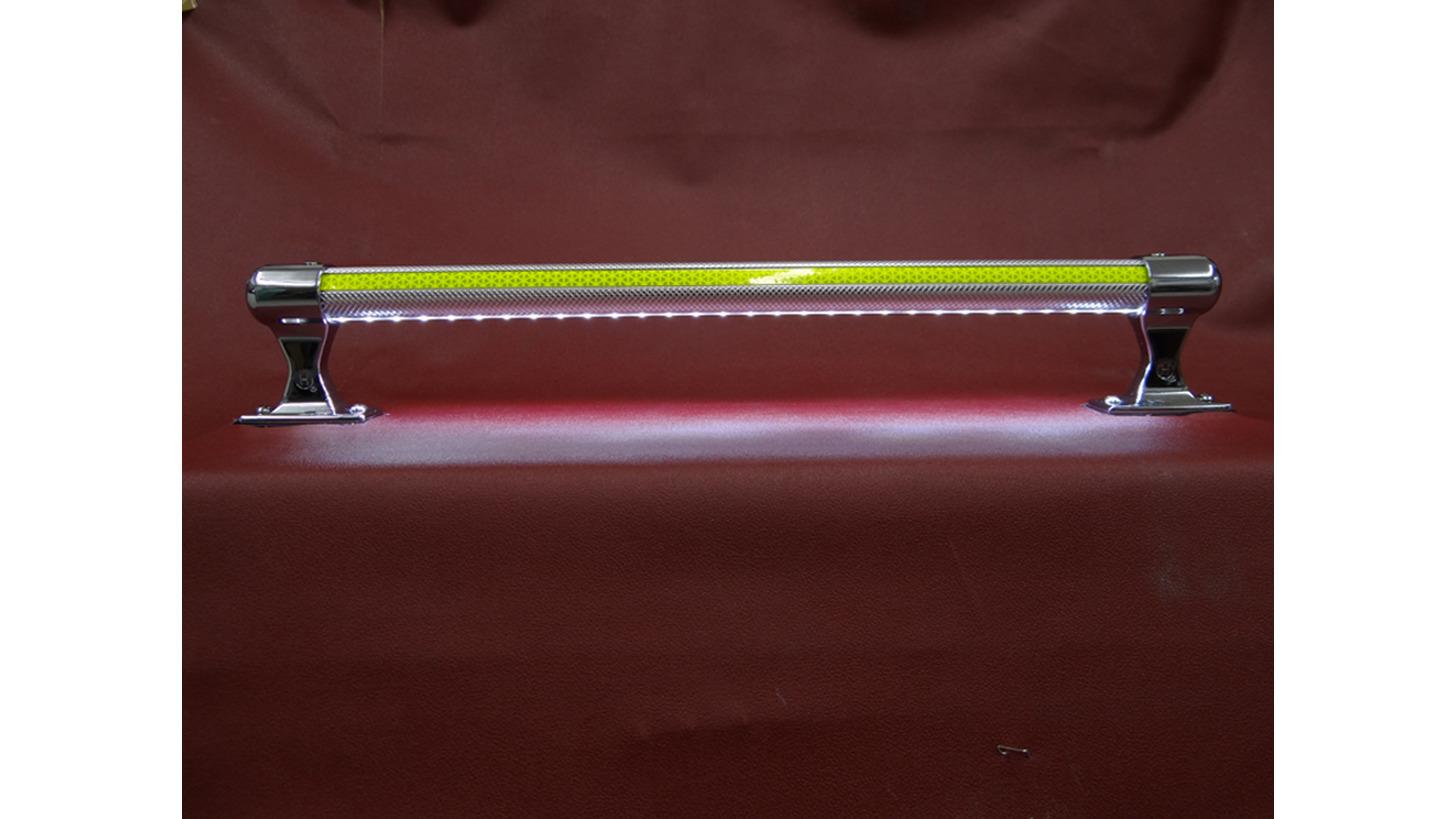 Logo SafetyLite® Back Lit Rail