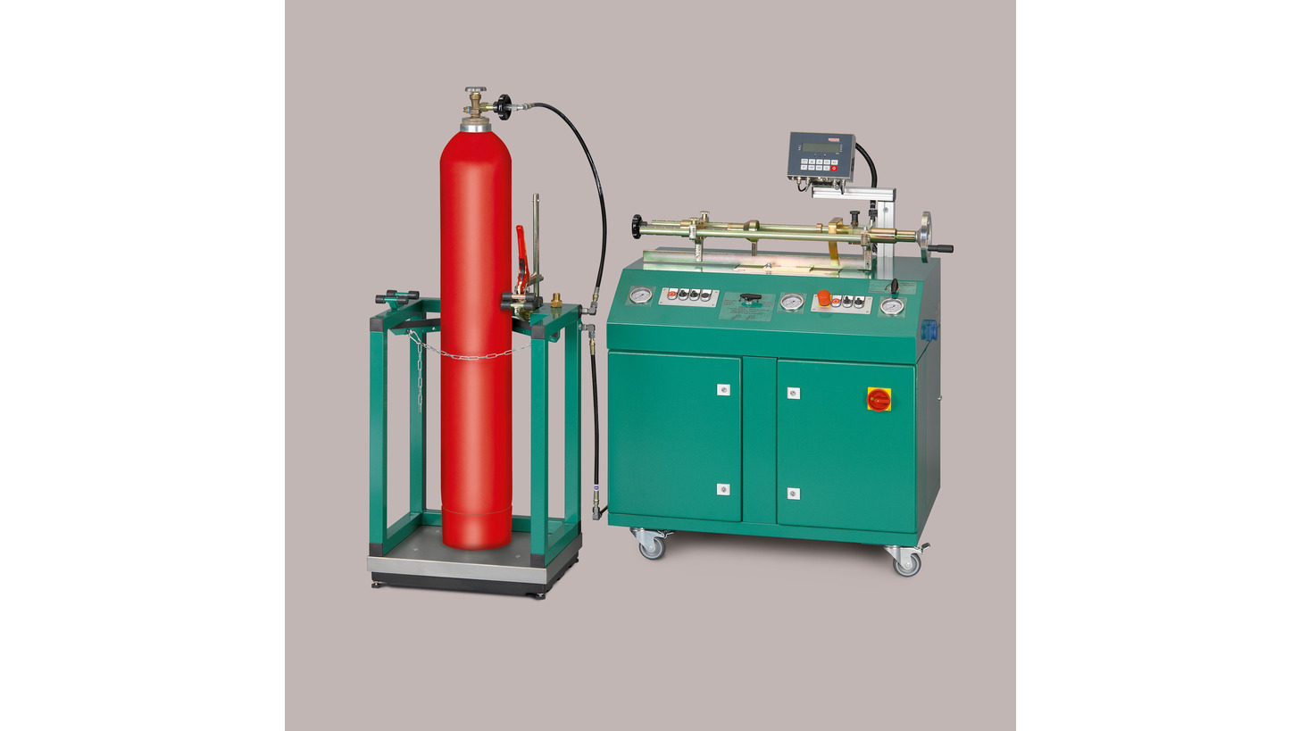 Logo CO2-Refilling Machines