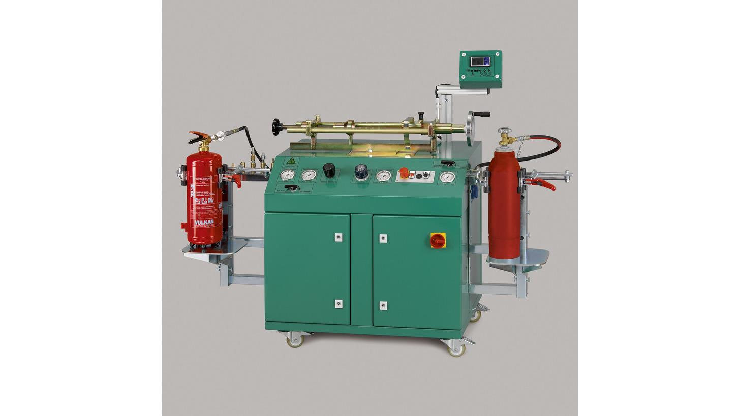 Logo Stickstoff-Umfüllmaschinen