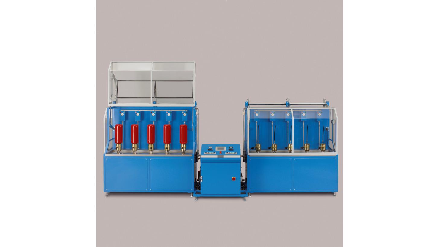 Logo Cylinder Pressure Testing Machine