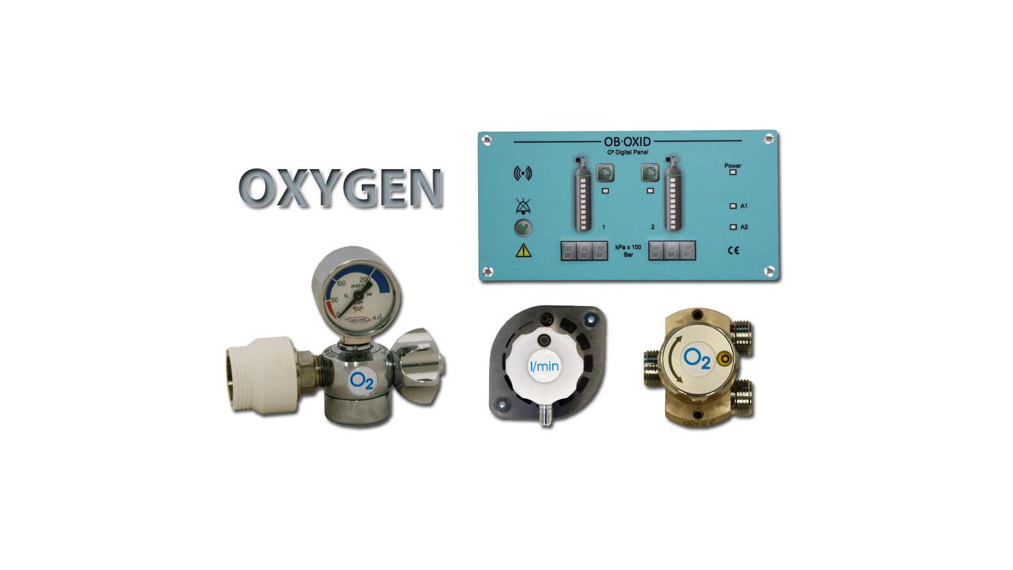 Logo Oxygen OXI