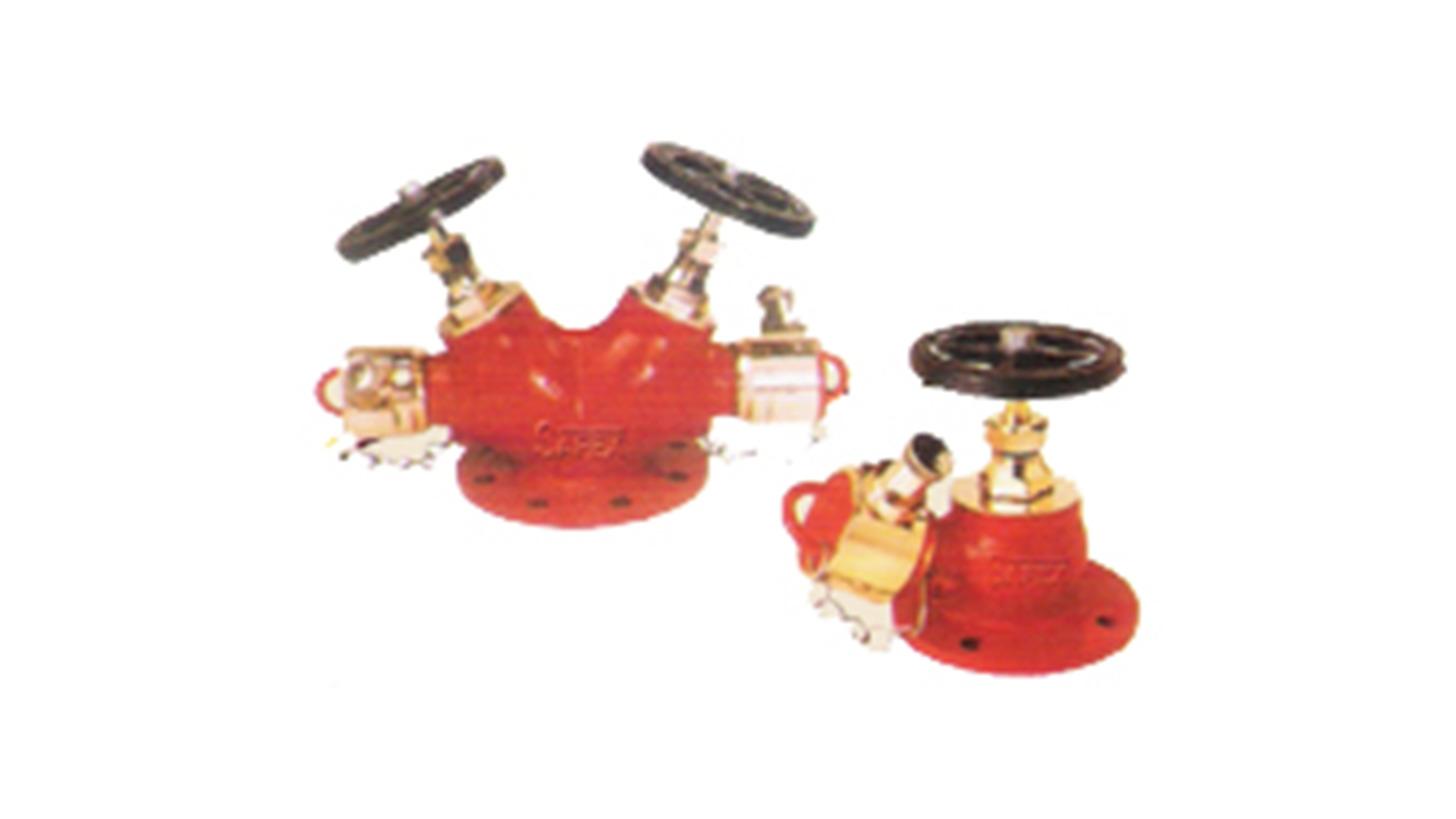 Logo Landing valve / Internal hydrant