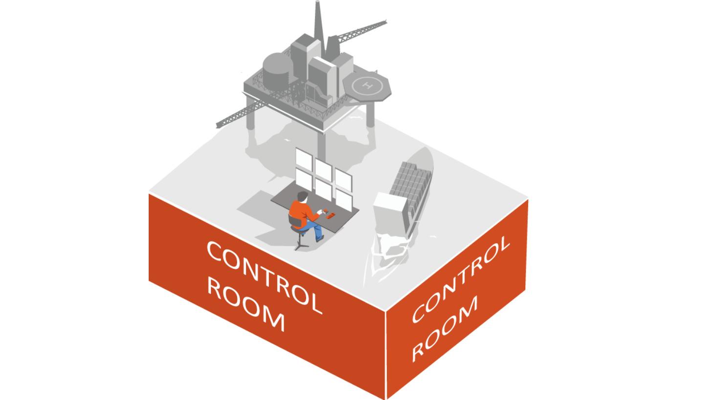 Logo XVR Control Room