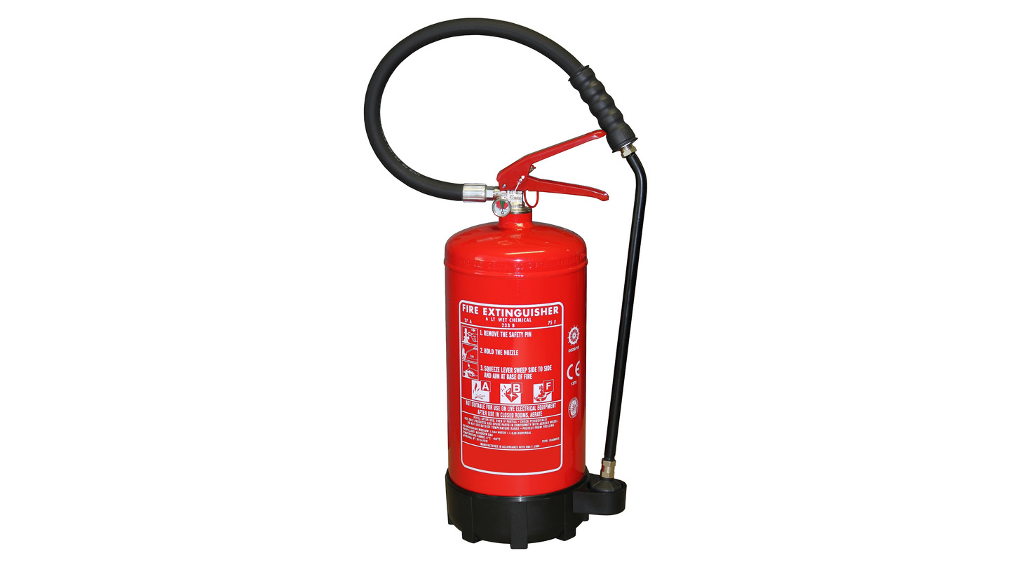 Logo Specail Fire extinguishers