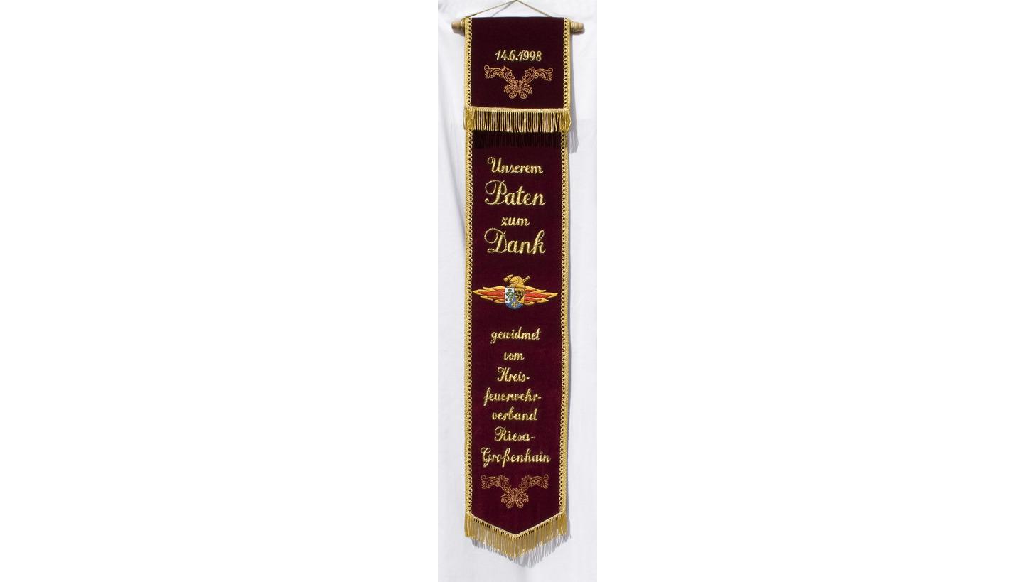 Logo Fahnenbänder