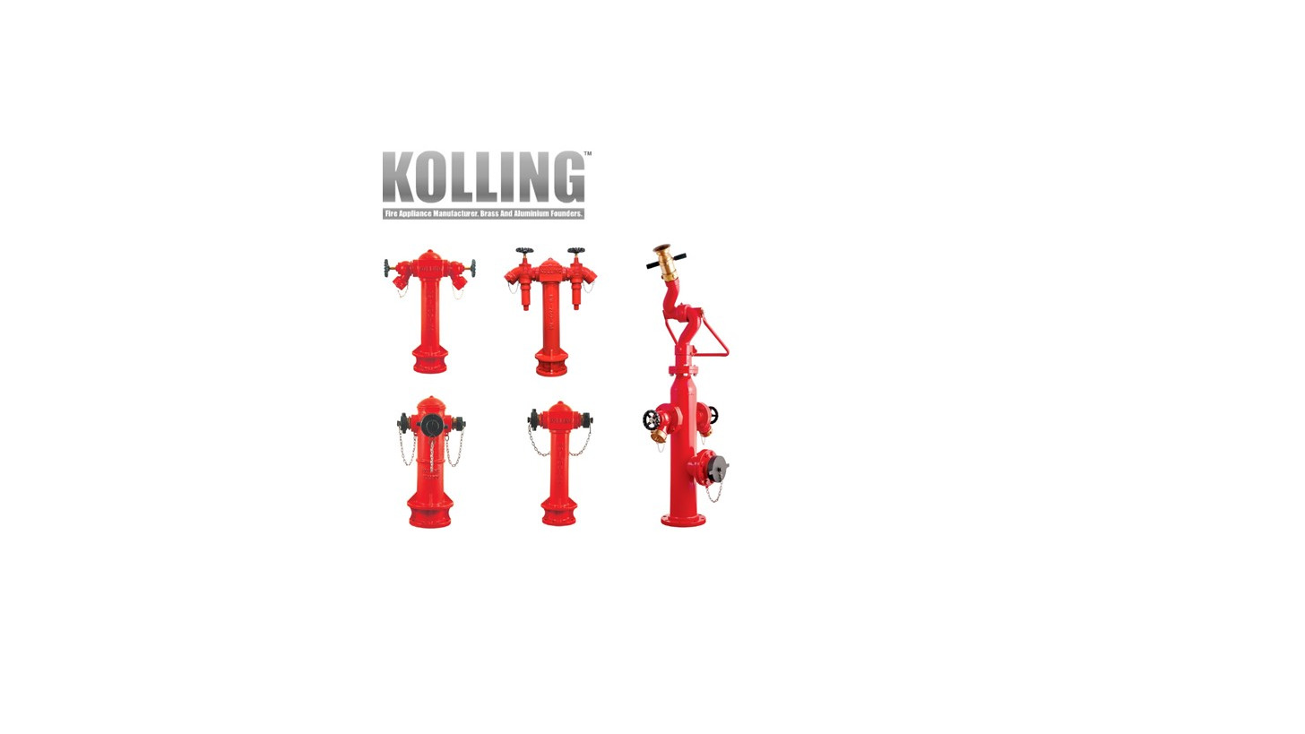 Logo Fire Hydrants and Landing Valves