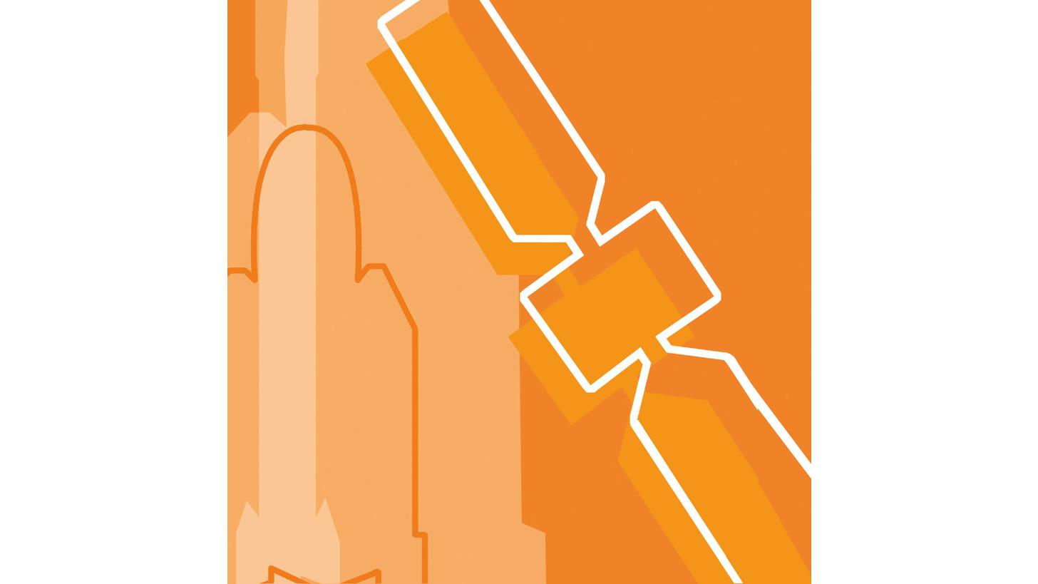 Logo Raumfahrt