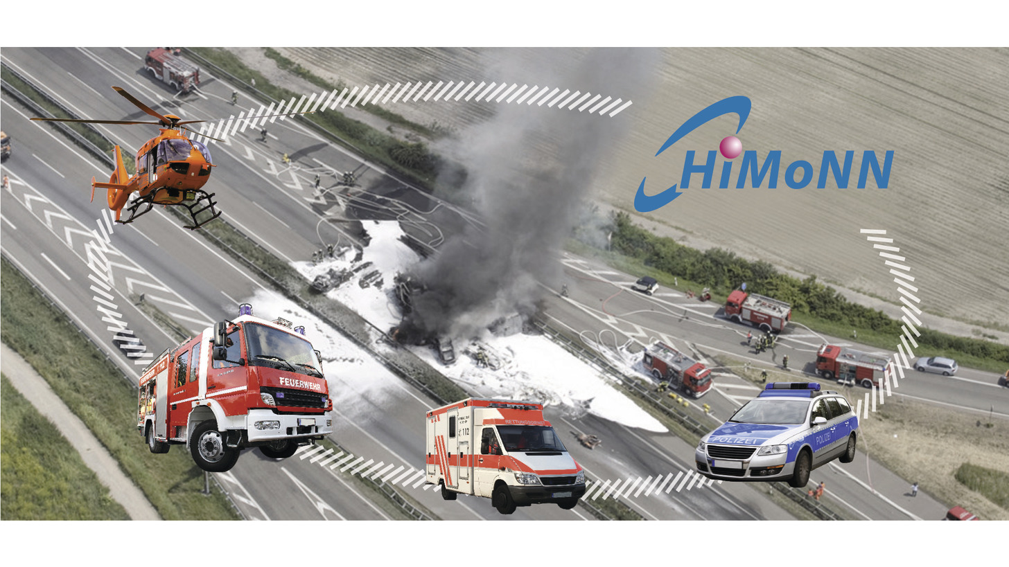 Logo HiMoNN - unser mobiles Ad-hoc-Netzwerk