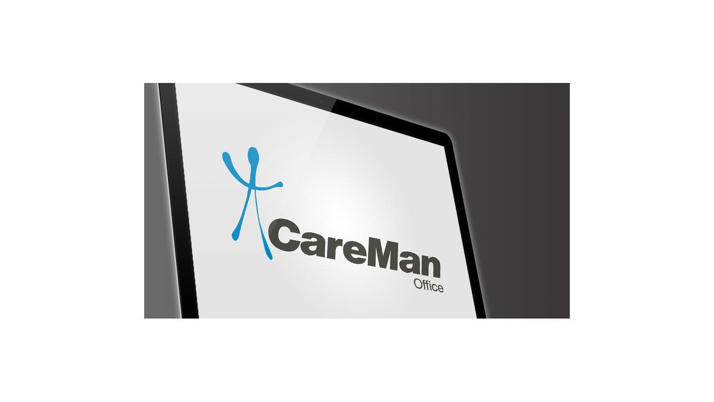 Logo CareMan Office Branchensoftware