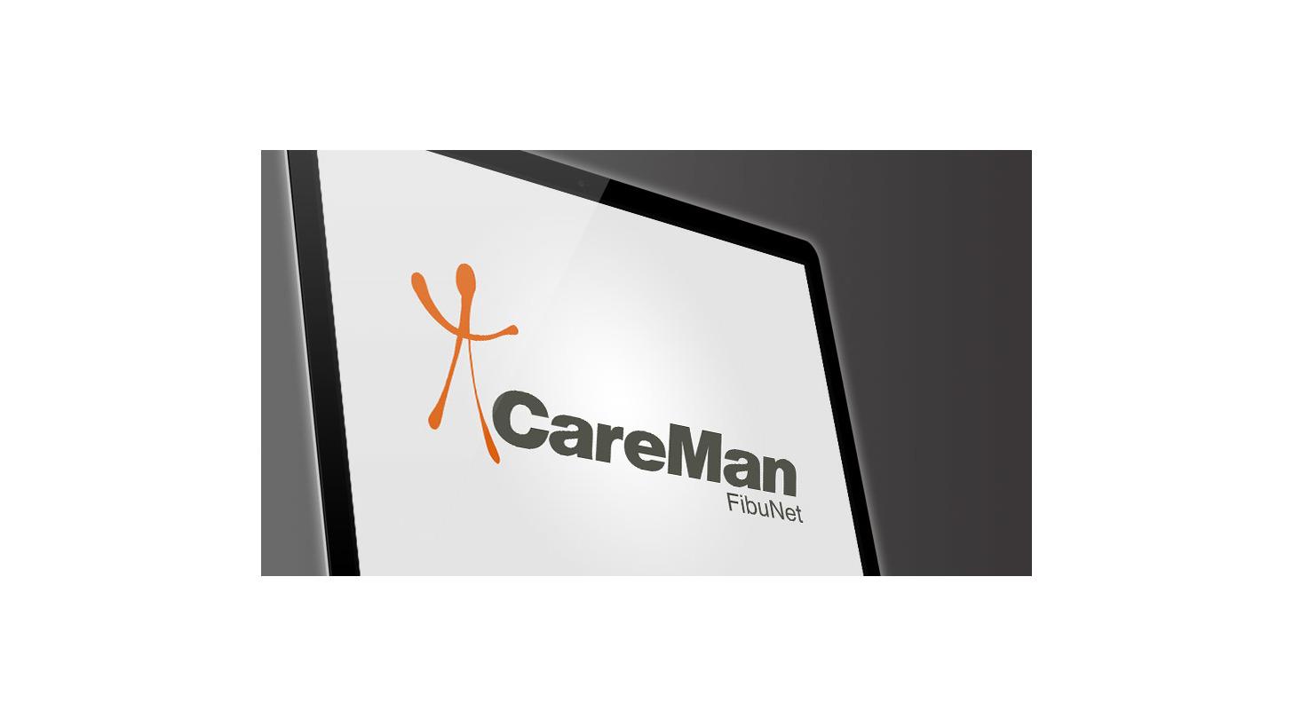 Logo CareMan FibuNet