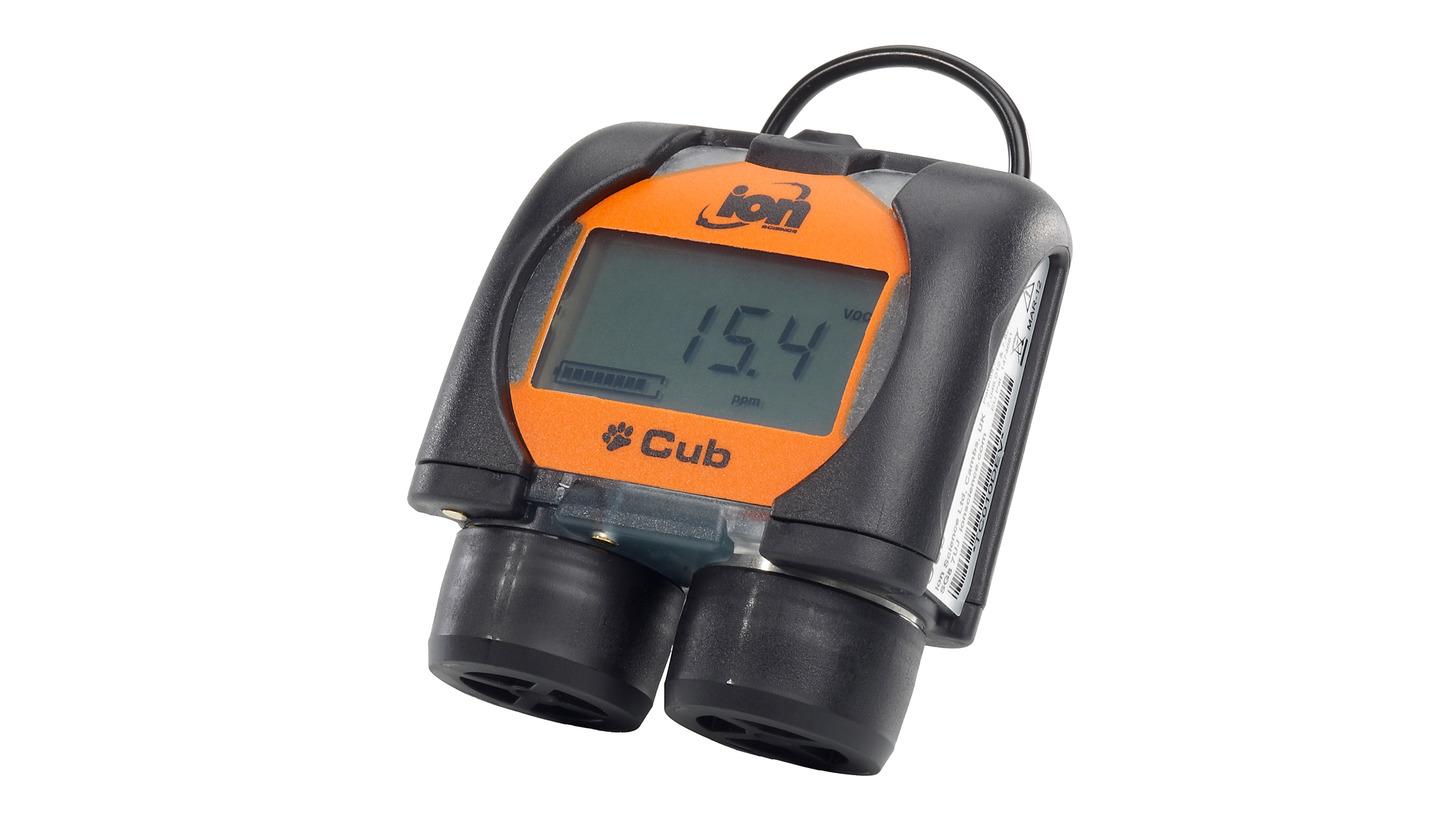 Logo CUB PID - Personenschutzmonitor