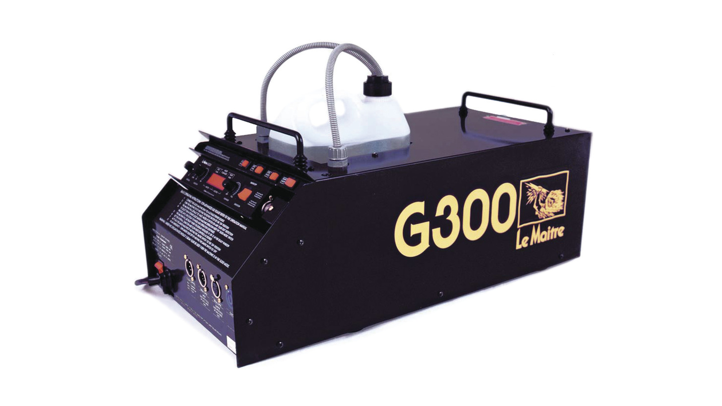 Logo G300 Smoke Generator