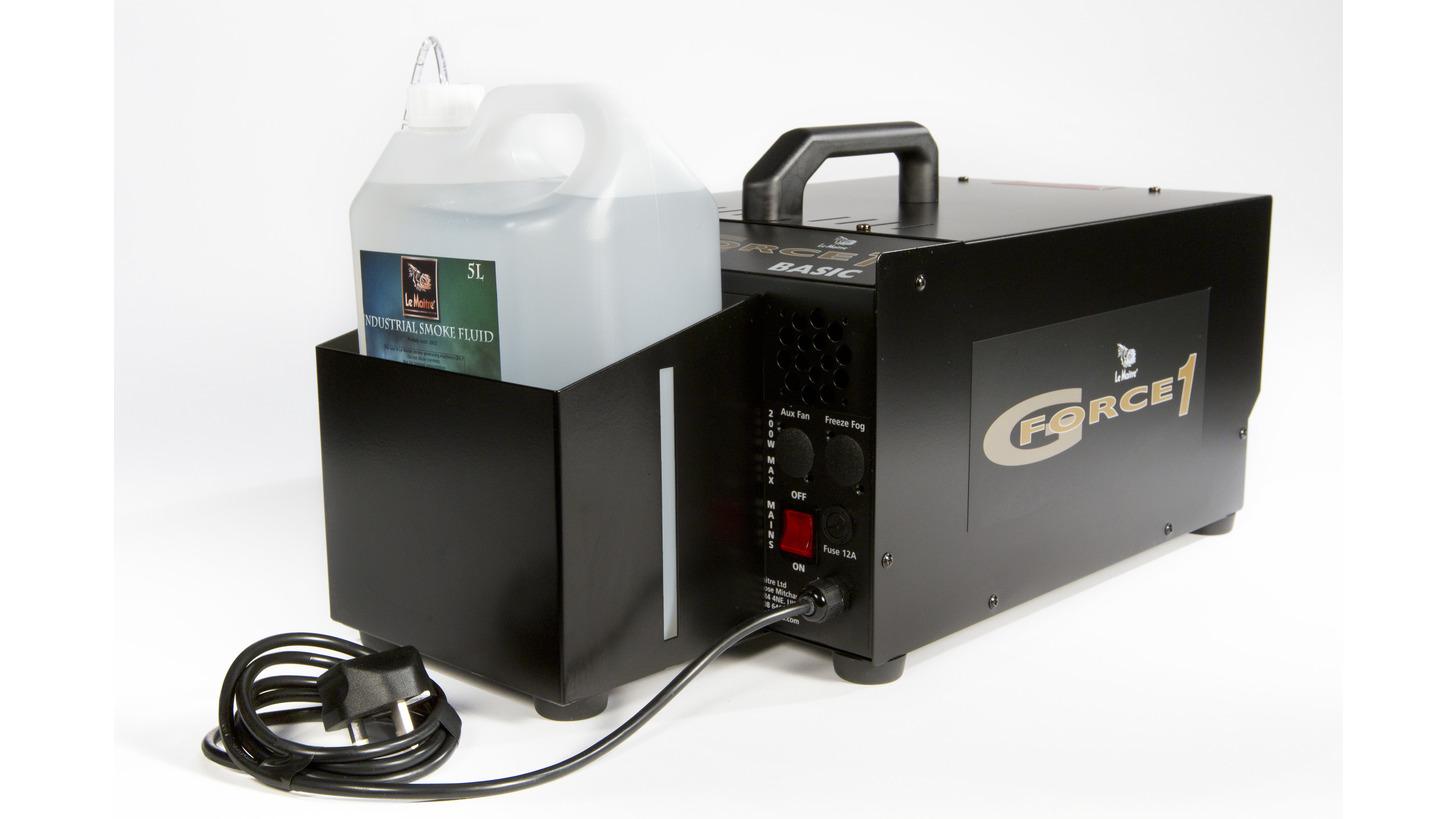 Logo GForce 1 Smoke Generator