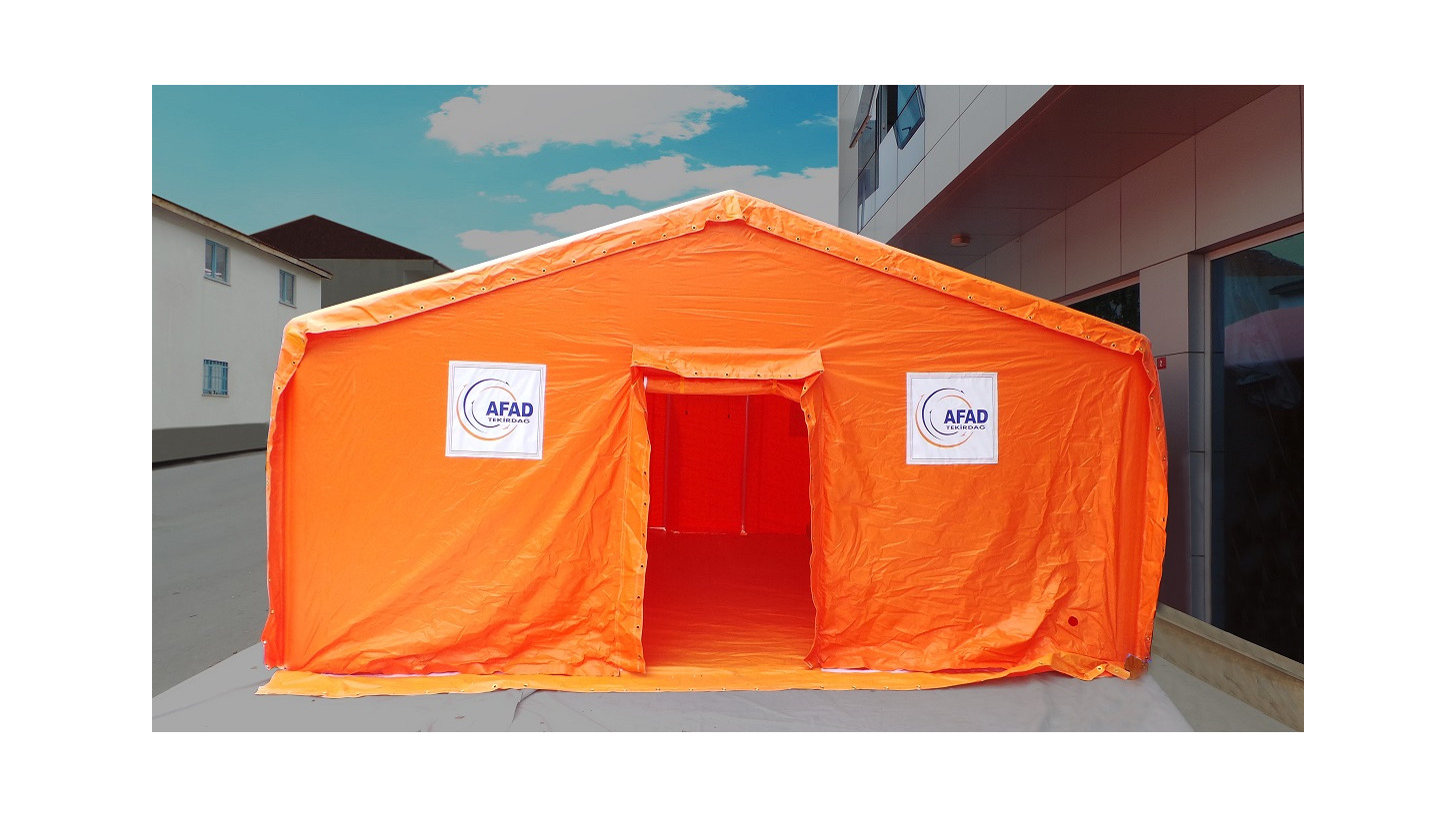 Logo Inflatable Search and Rescue Tent