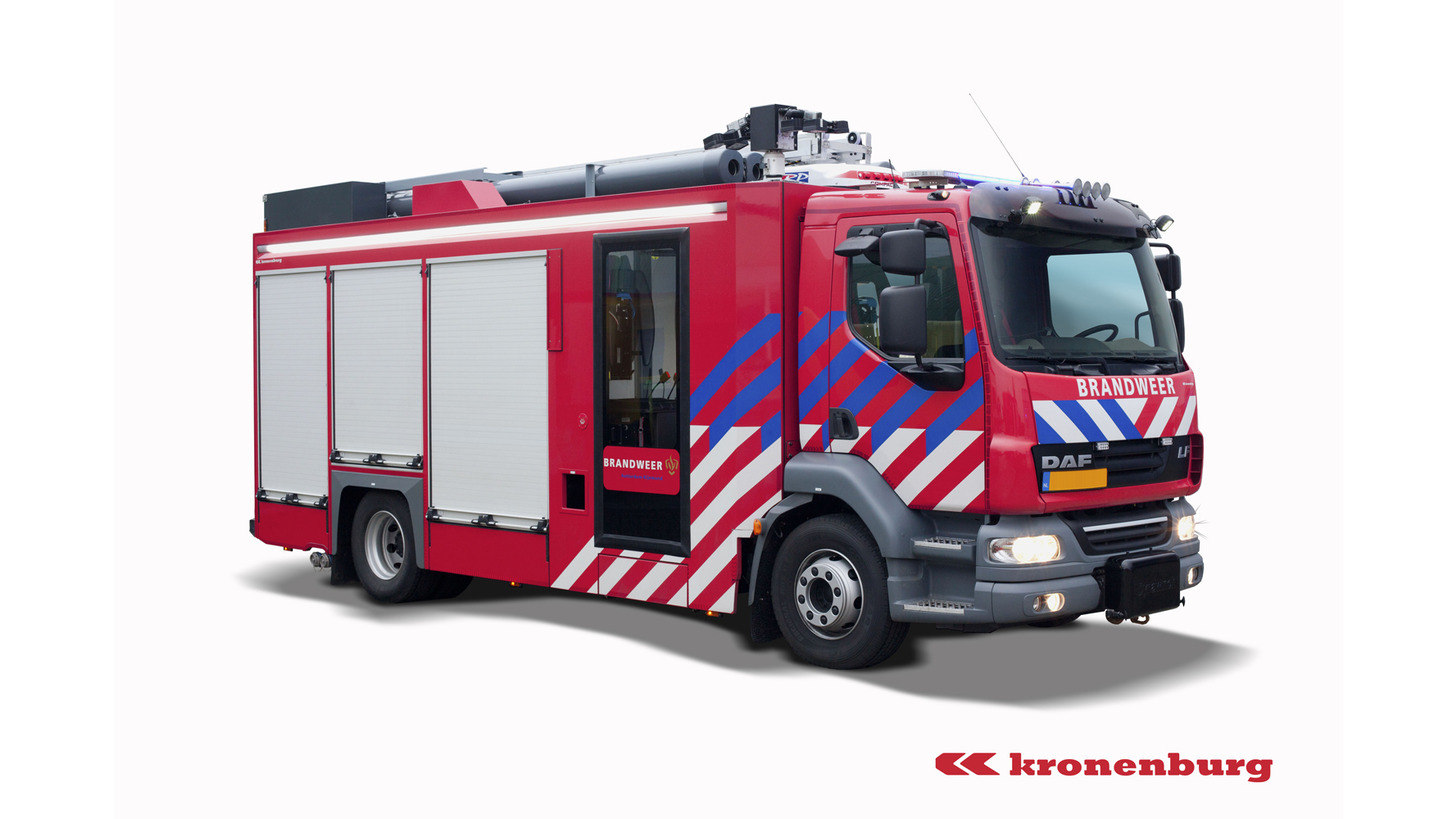 Logo Municipal Fire Engine VRR