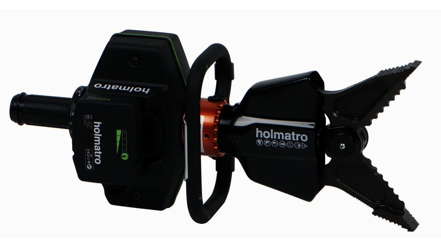 Logo New combi tools from Holmatro