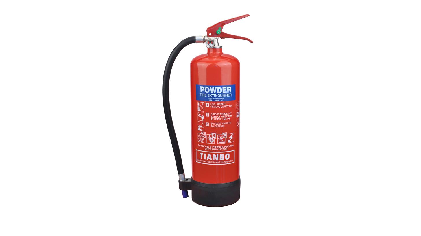 Logo 2kg-12kg ABC powder extinguisher