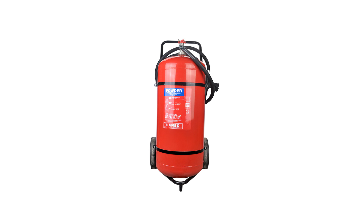 Logo mobile extinguishers(powder,foam,CO2)