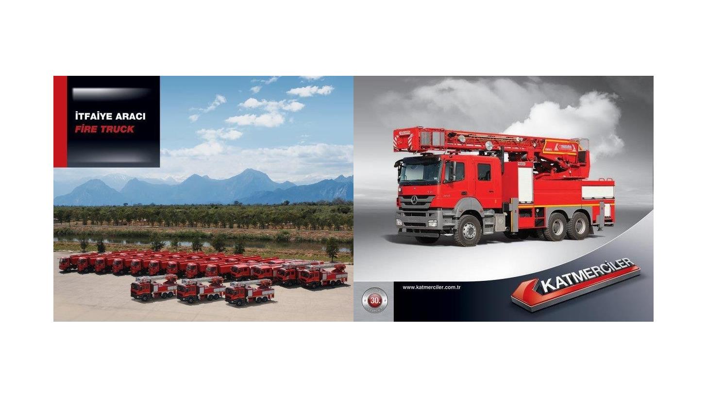 Logo Fire Truck