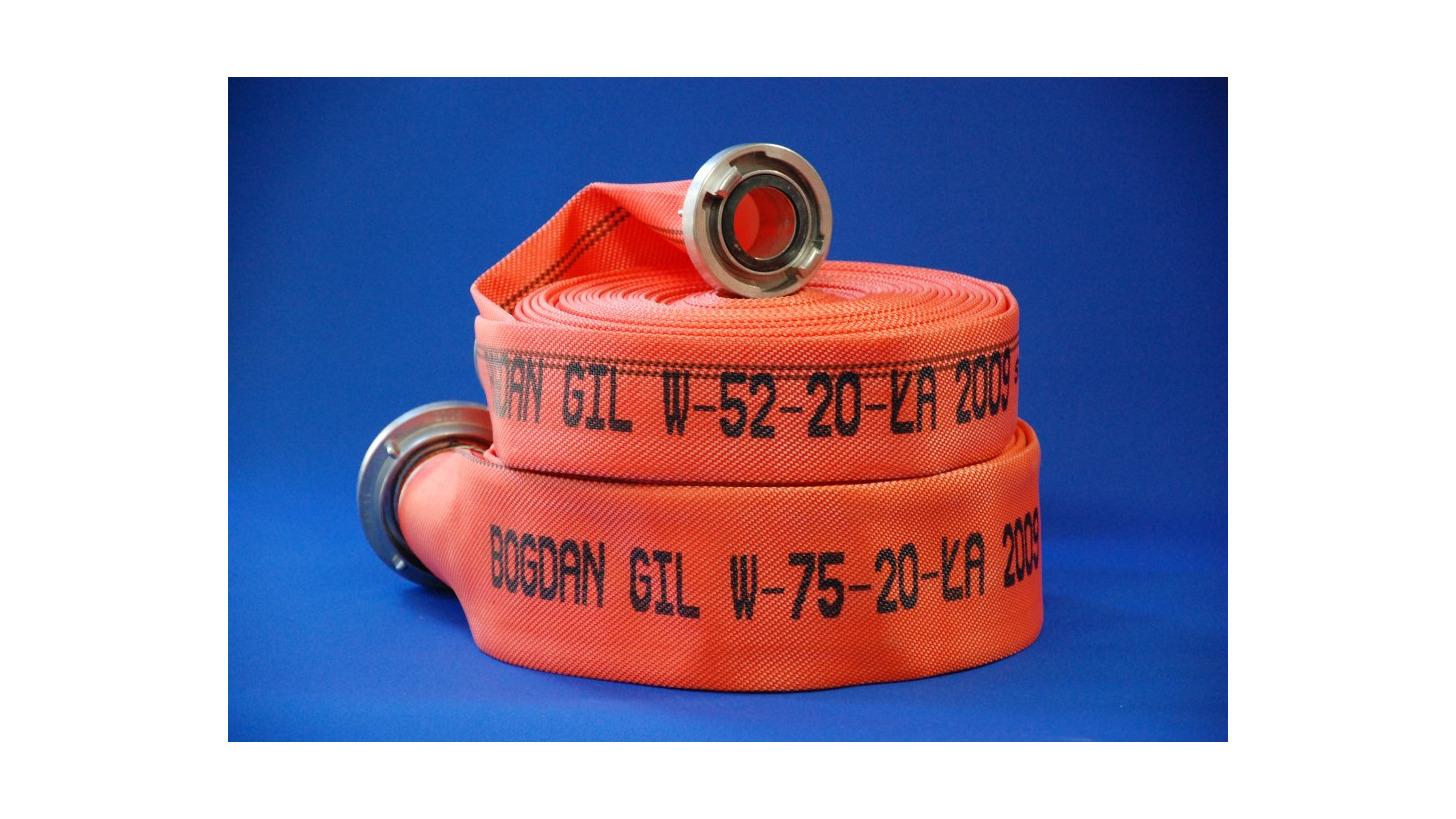 Logo Coated hoses