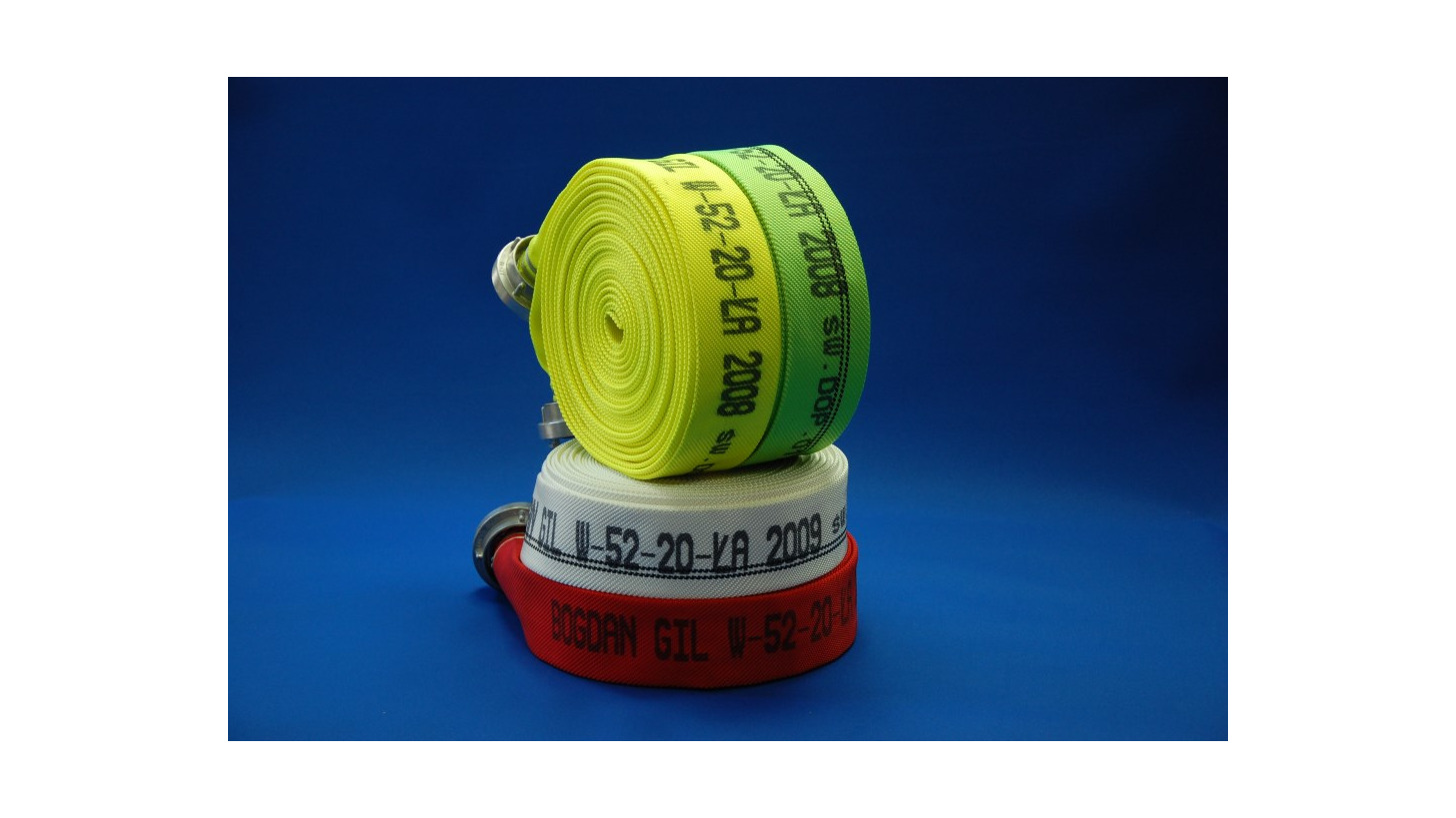 Logo Delivery fire hoses