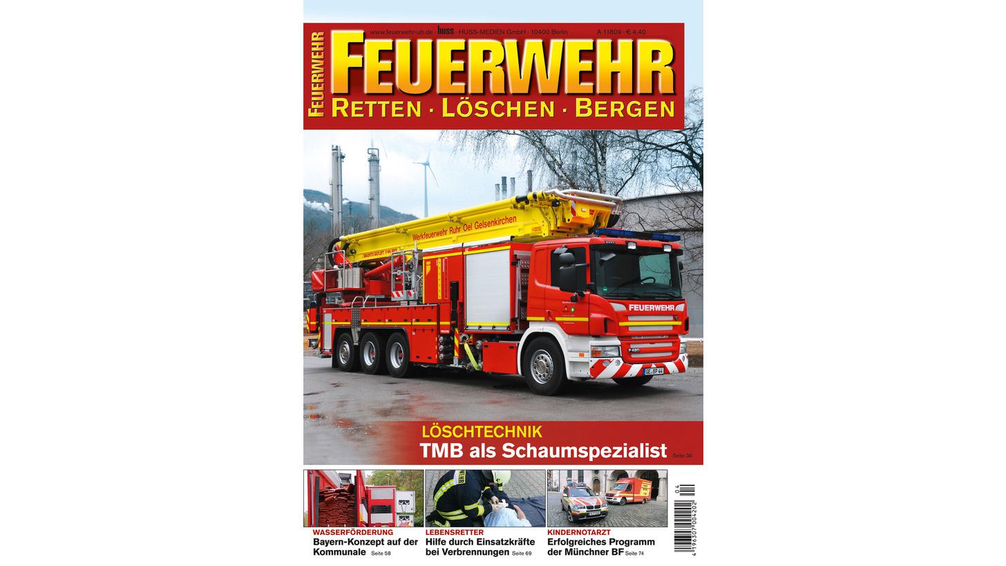 Logo Fachzeitschrift Feuerwehr