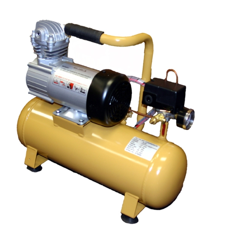 Logo Air Compressor 12V 3/4HP