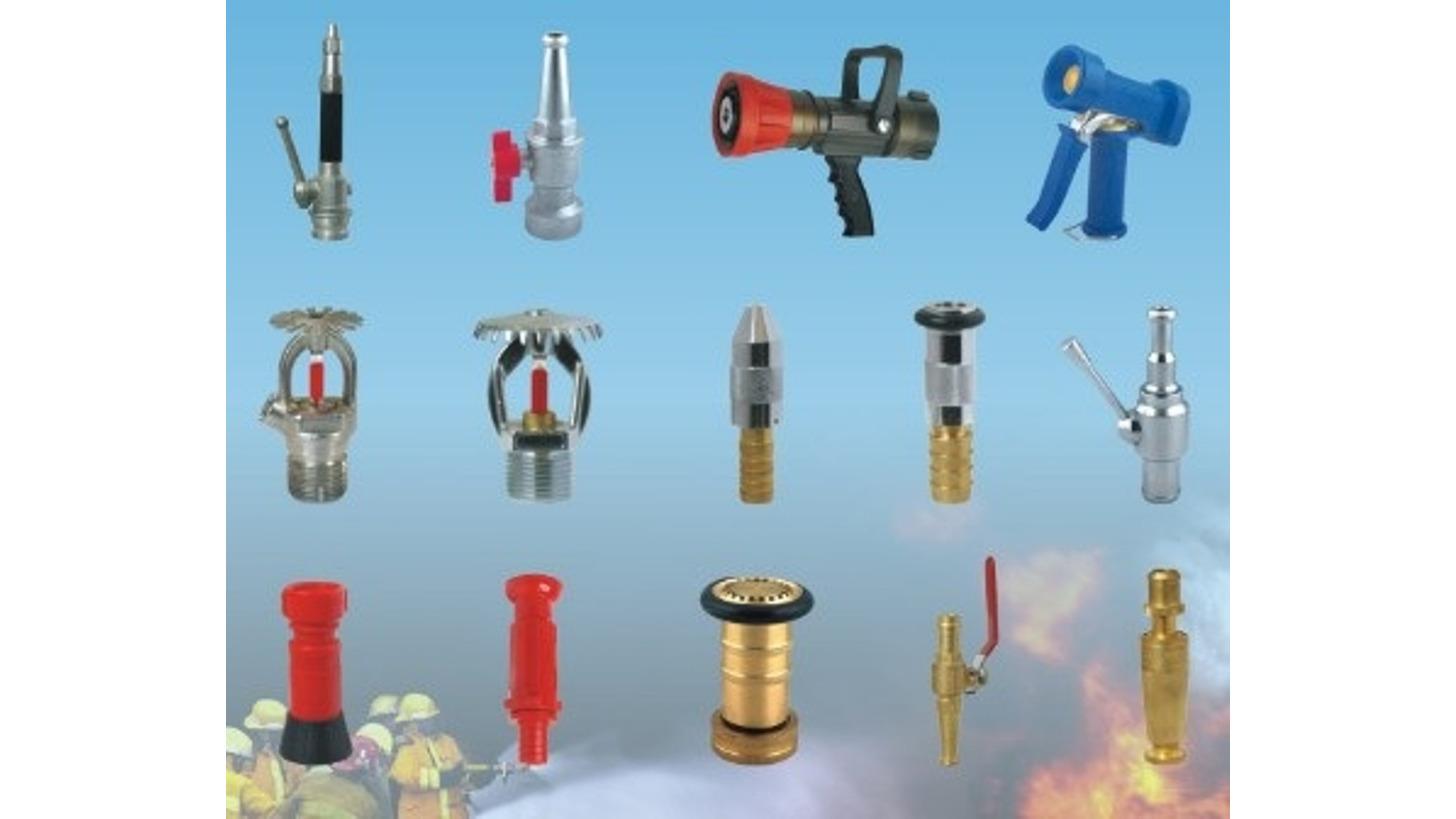 Logo Fire Nozzle