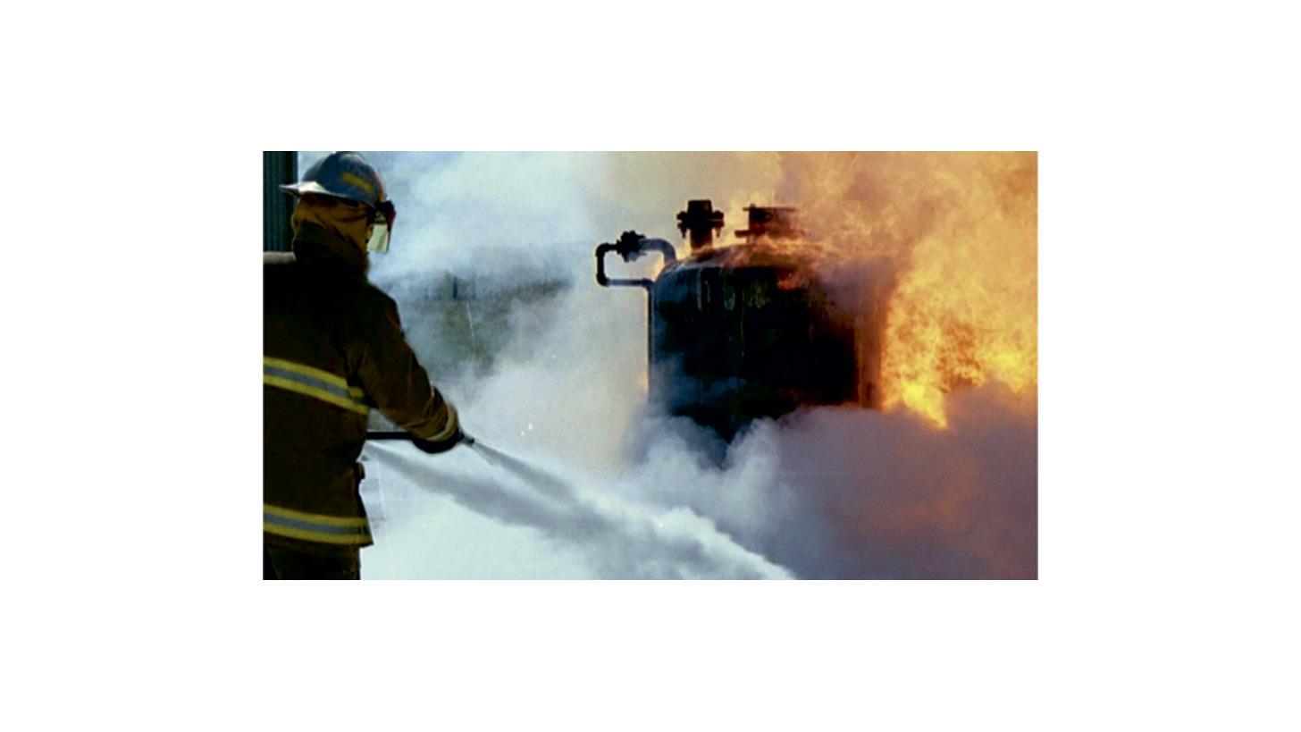 Logo FIRE EXTINGUISHING POWDERS