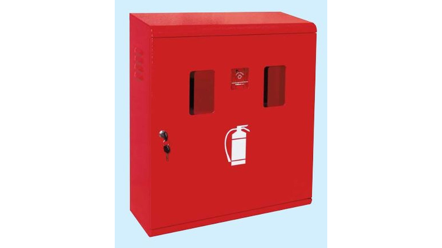 Logo Fire Extinguishers cabinets