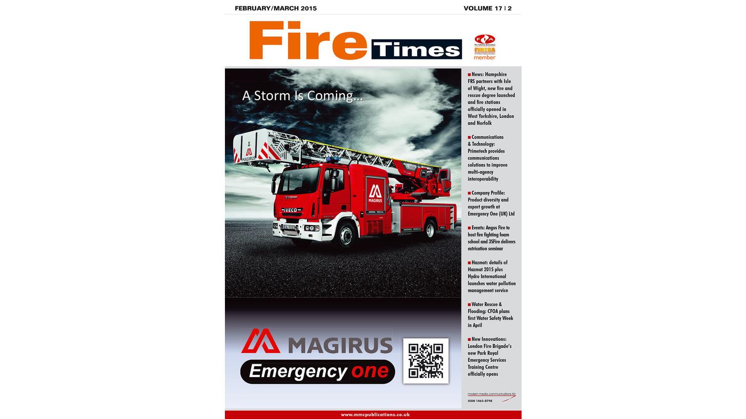 Logo Fire Times