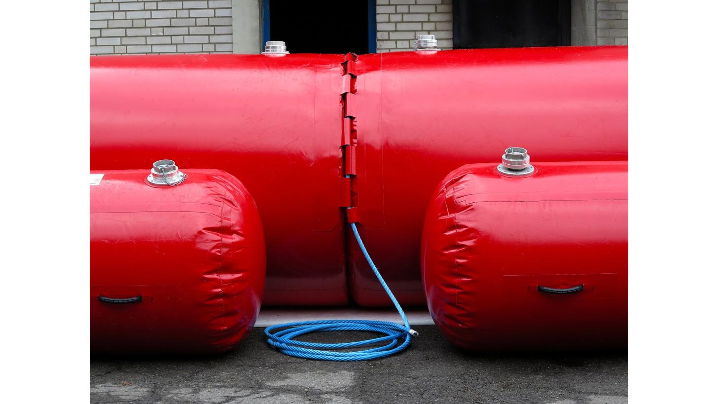 Logo Double chamber hose flutschutz