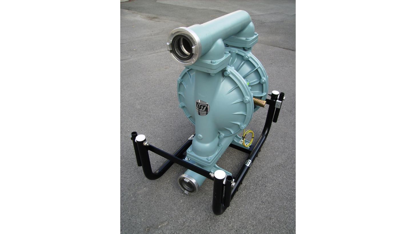Logo Air-Operated Diaphragm Pump / BIBER 75