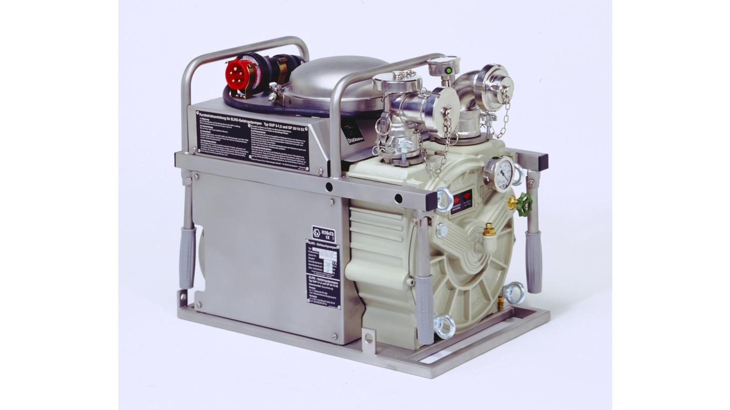 Logo Portable peristaltic pump