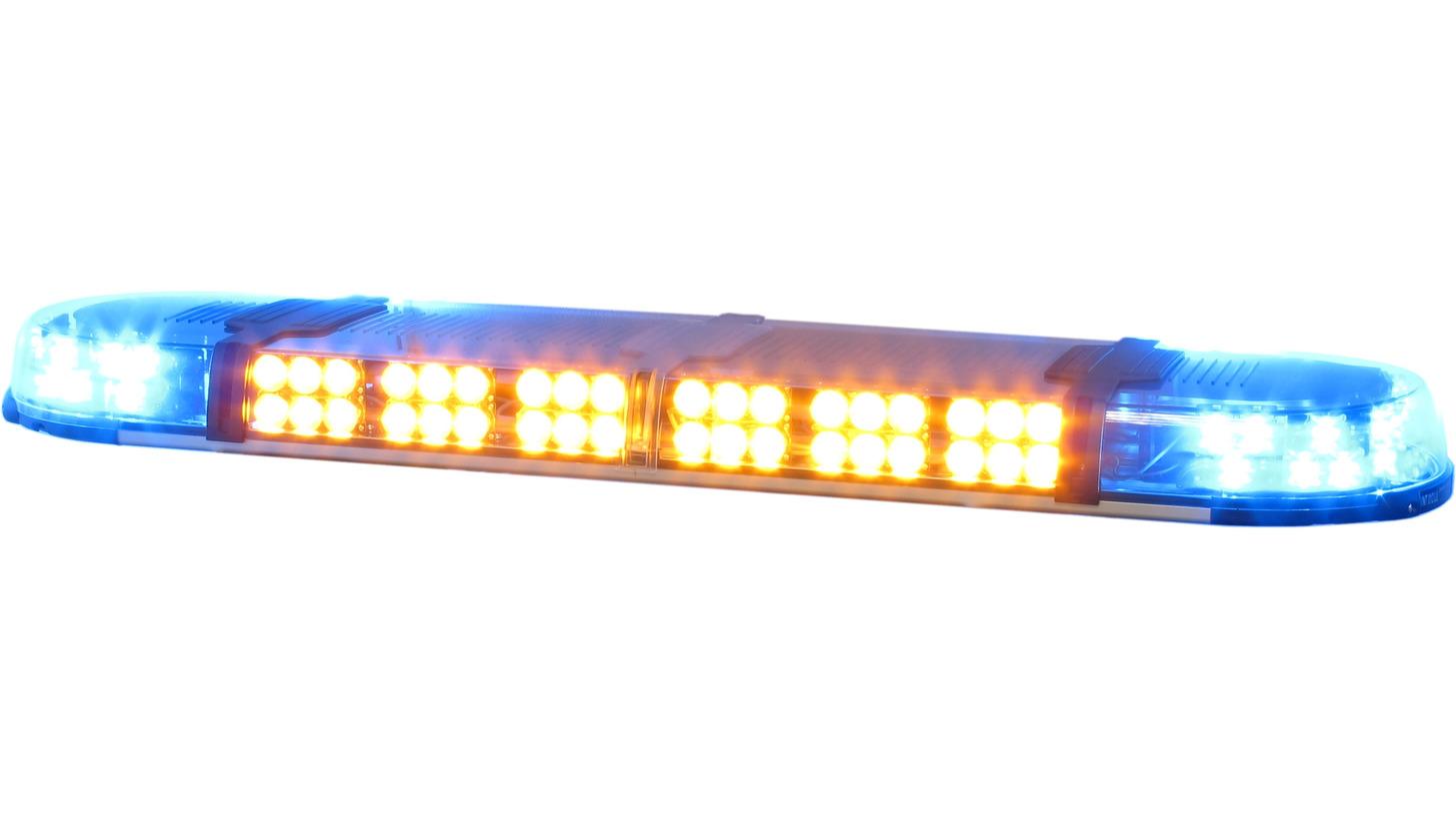 Logo Lightbar for highway patrol vehicles