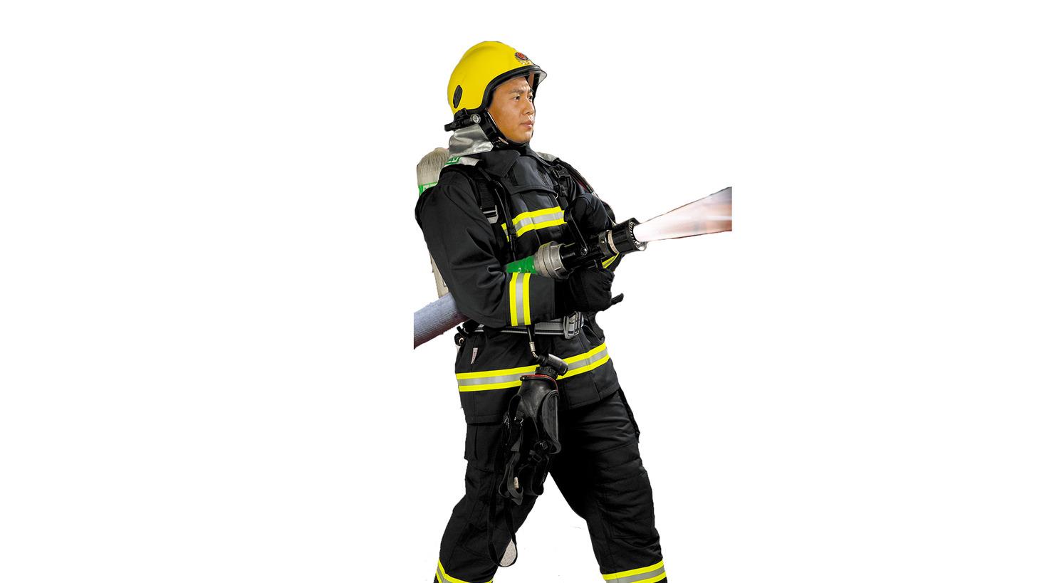 Logo RFM-YGA Fire Protective Suit