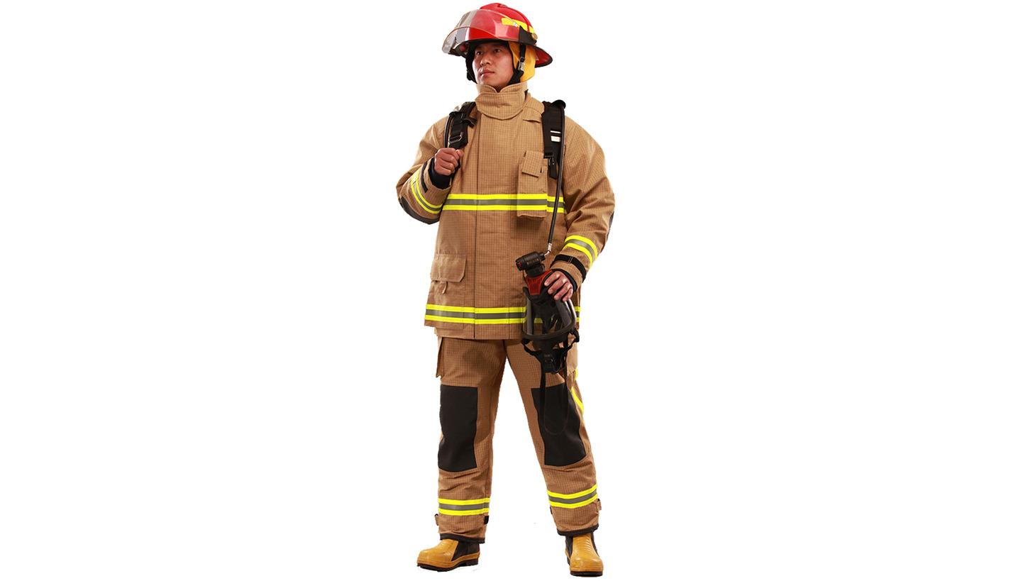 Logo RFM-YNM Fire Protcective Suit