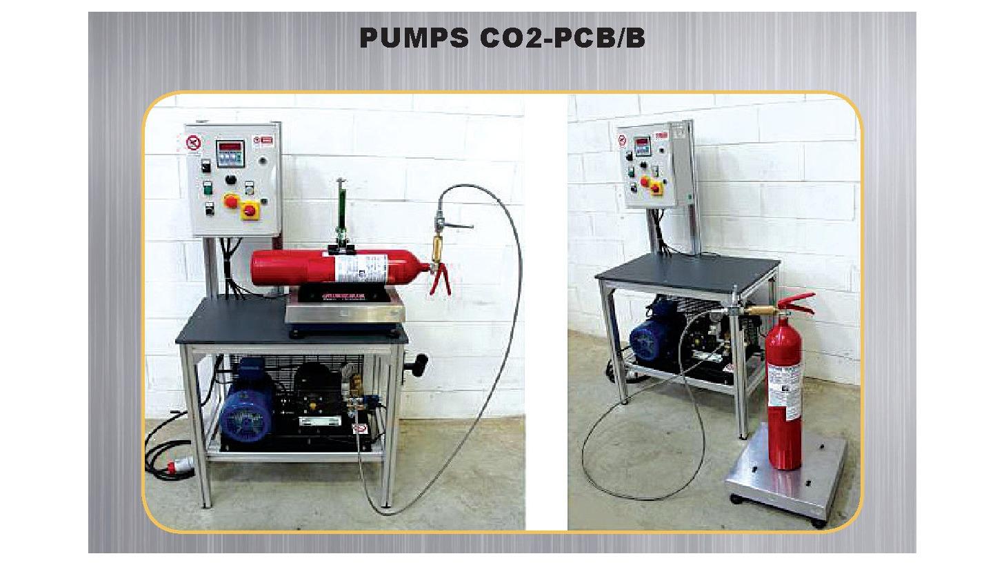 Logo CO2 Pump PCB/B