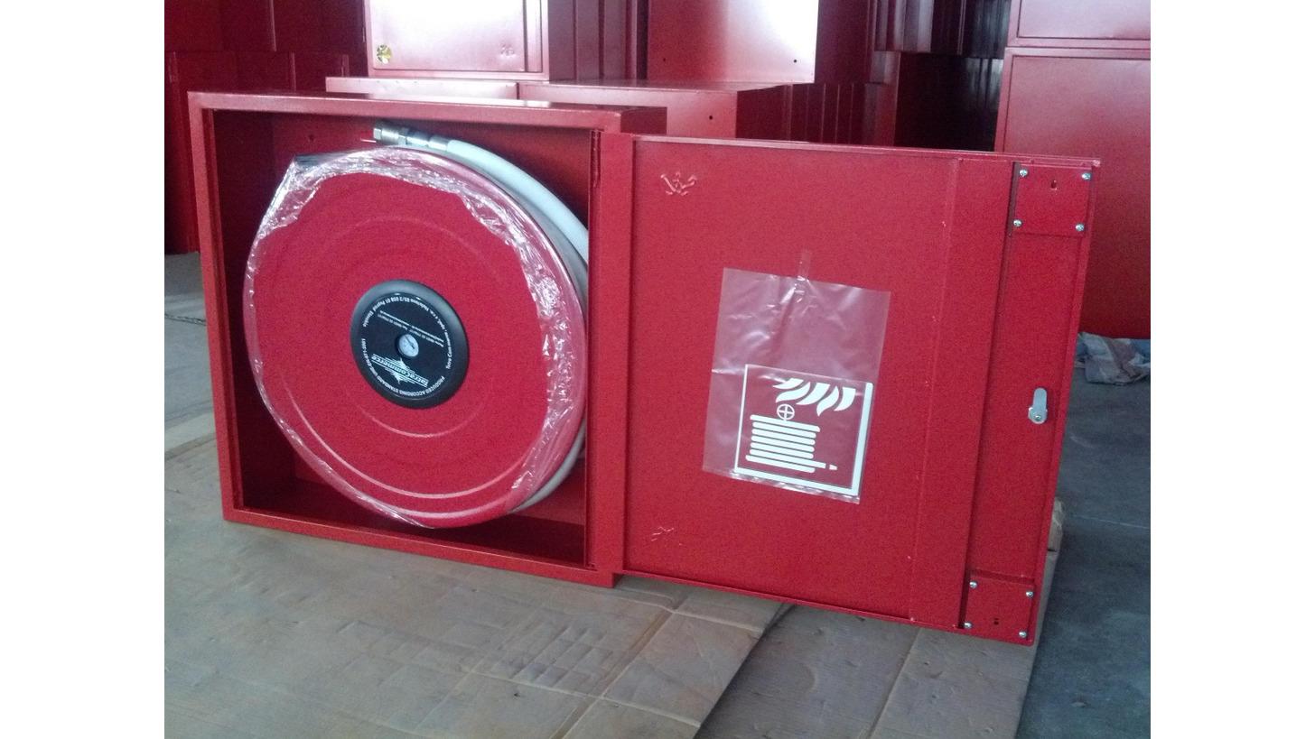 Logo Fire Hose Reel Cabinet