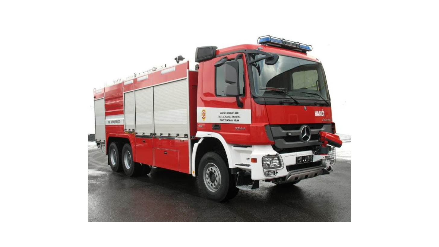Logo Firefighting Vehicle KHA 30/5000/1000