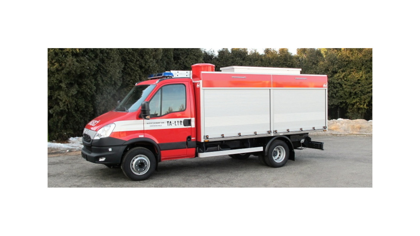 Logo Rescue Vehicle TA - L 1 R