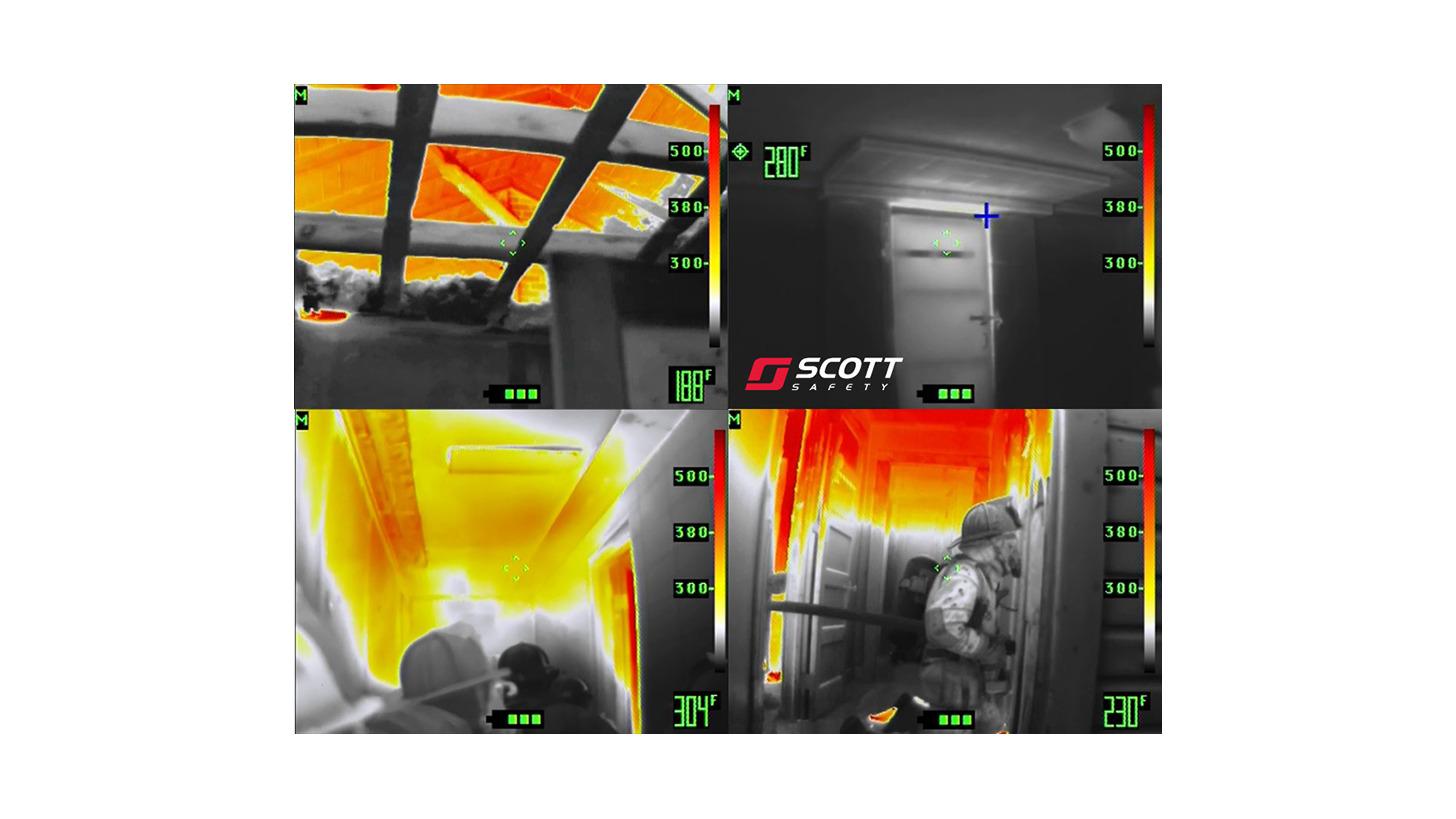 Logo X380N Advanced Thermal Imaging Camera