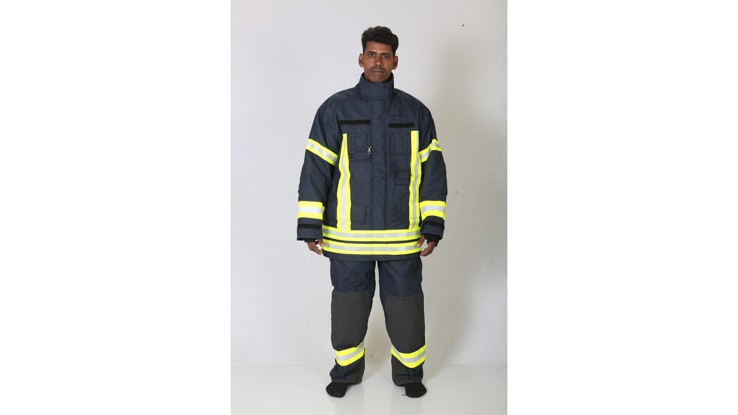 Logo Fire Fighter Garment Model KAAR ENDURE