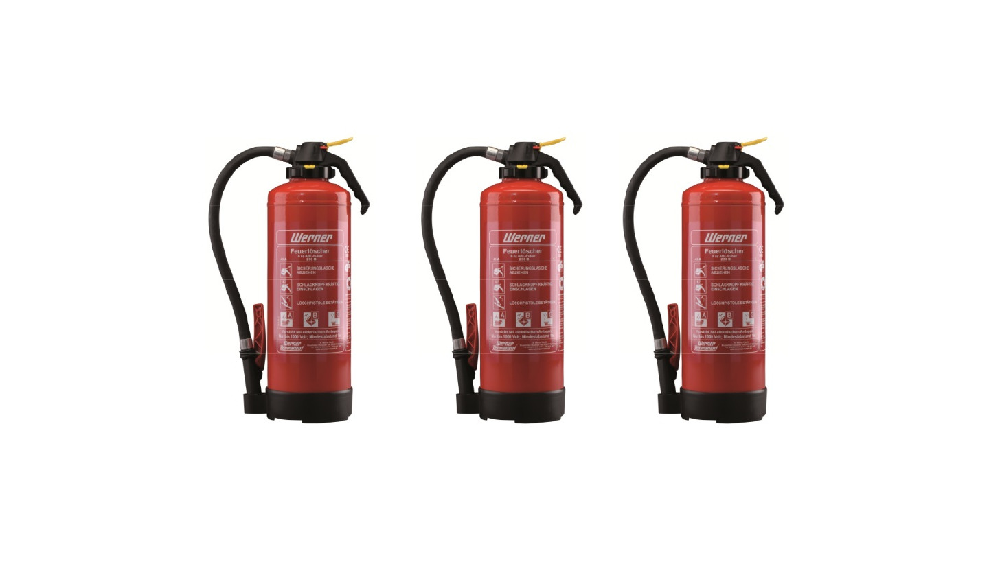 Logo Fire extinguishers & Services