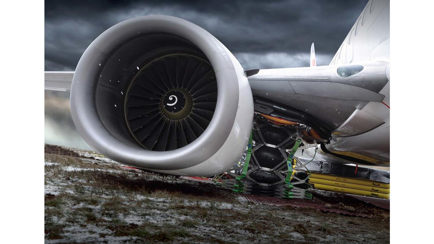 Logo Aircraft Recovery Equipment
