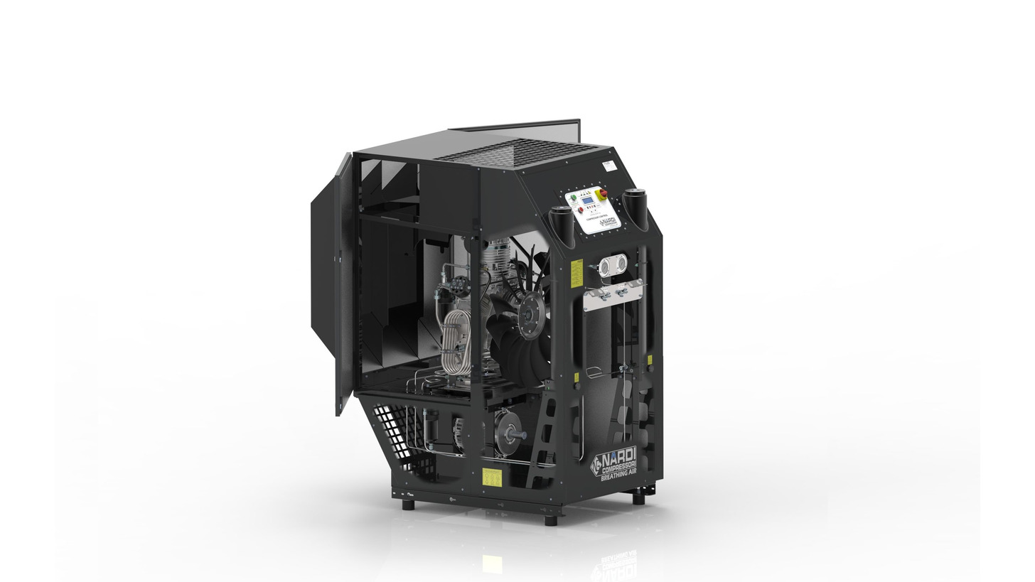 Logo PACIFIC MX BREATHING AIR COMPRESSORS