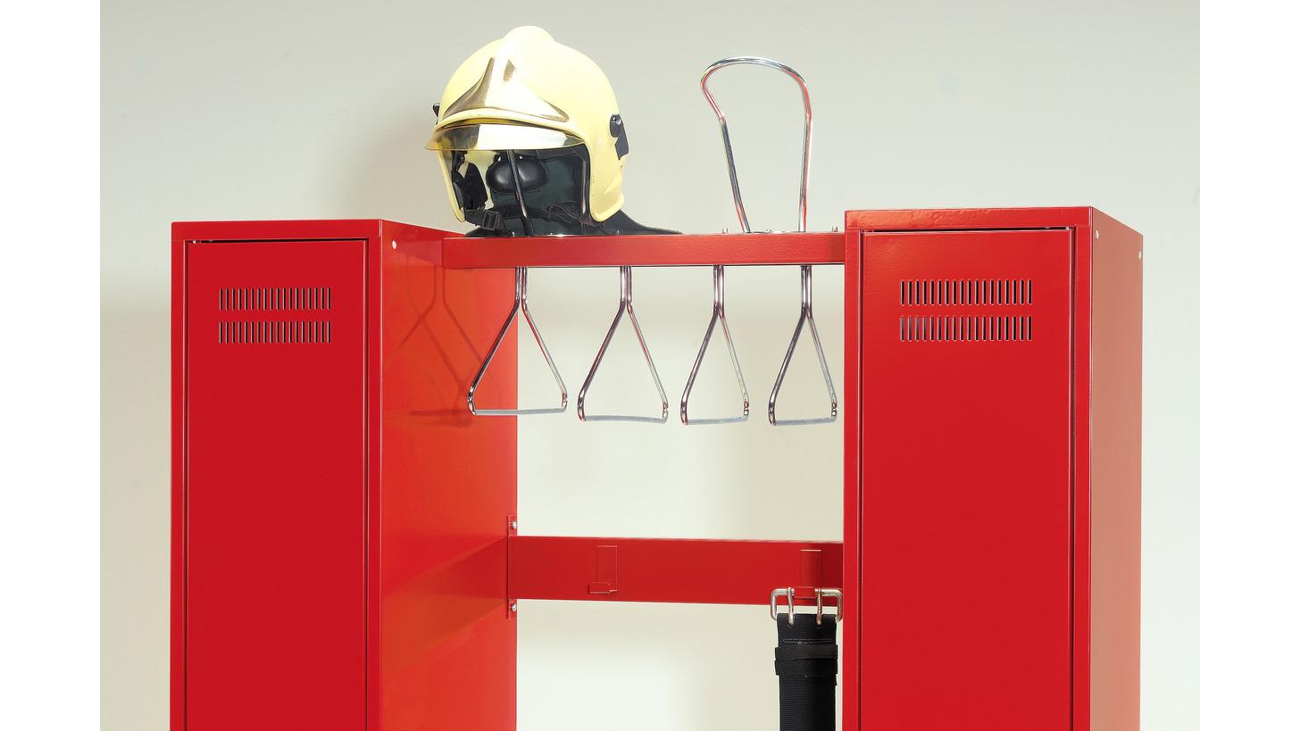 Logo KESSLER-Feuerwehrschränke Typ Florian