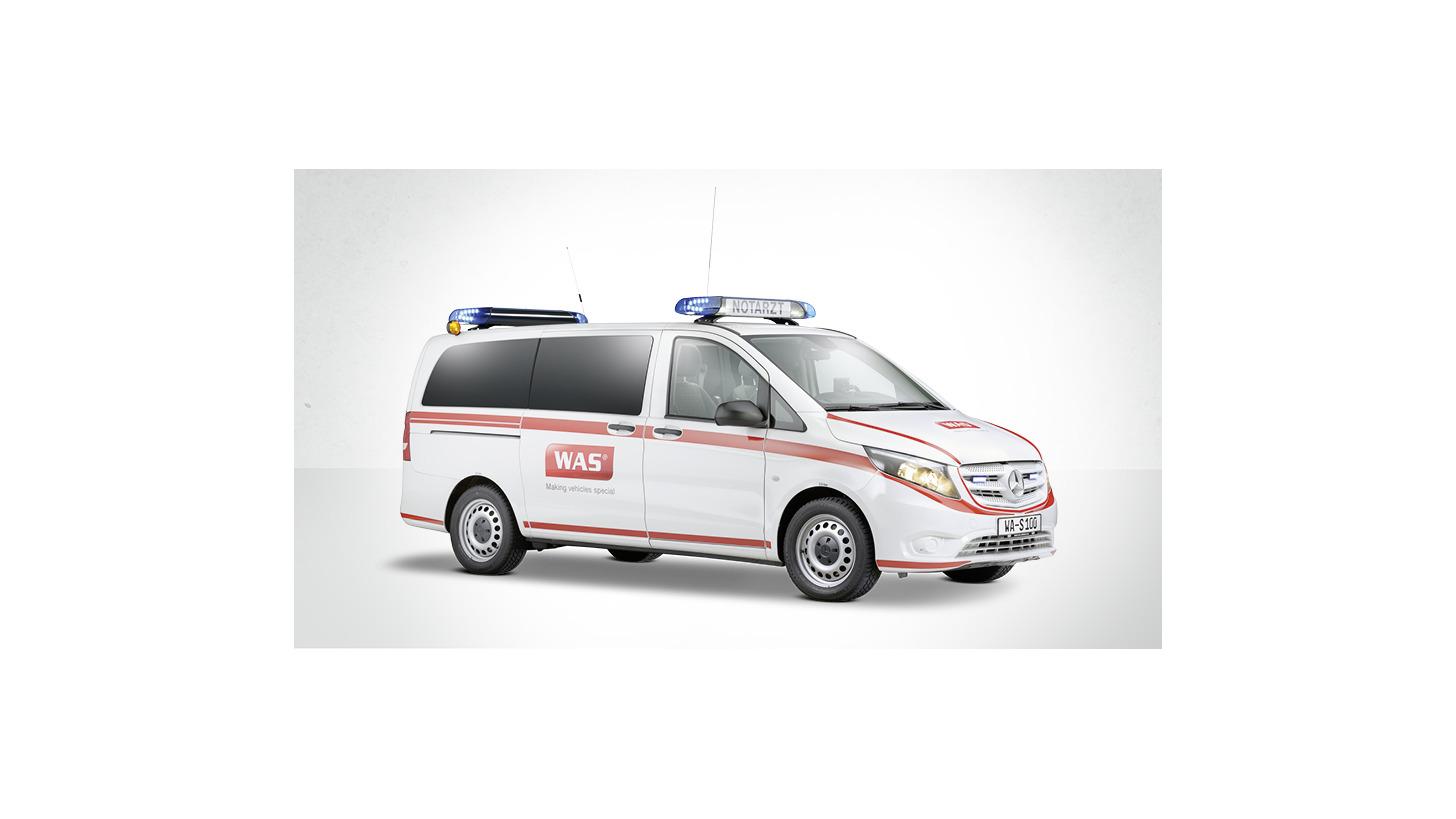 Logo First Response Vehicle